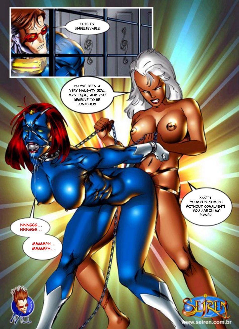 porno-mystique