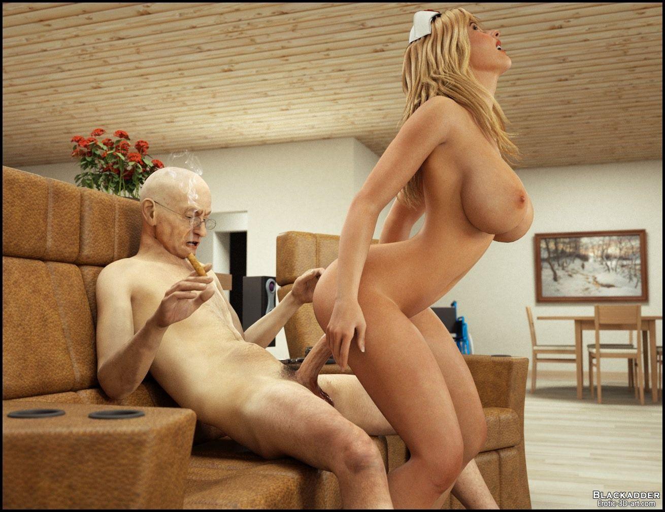 doma-starik-seks