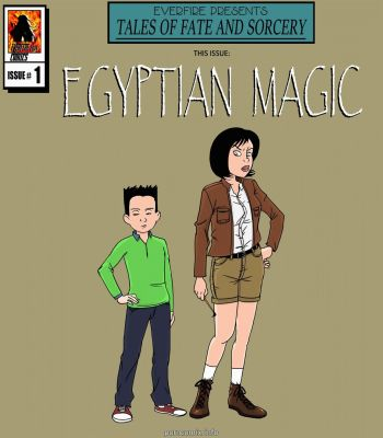 [Everfire] Egyptian Magic cover