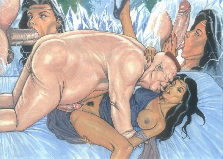 Порно планета разинутых ртов
