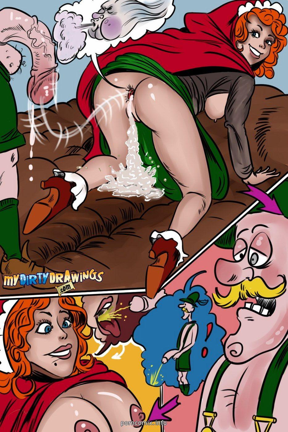 красная шапочка порно комикс № 429419 загрузить