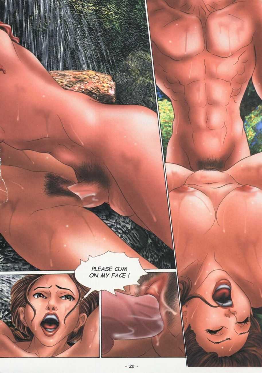 лара крофт порно комиксы № 856873 без смс