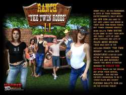 Ranch - The Twin Roses 2