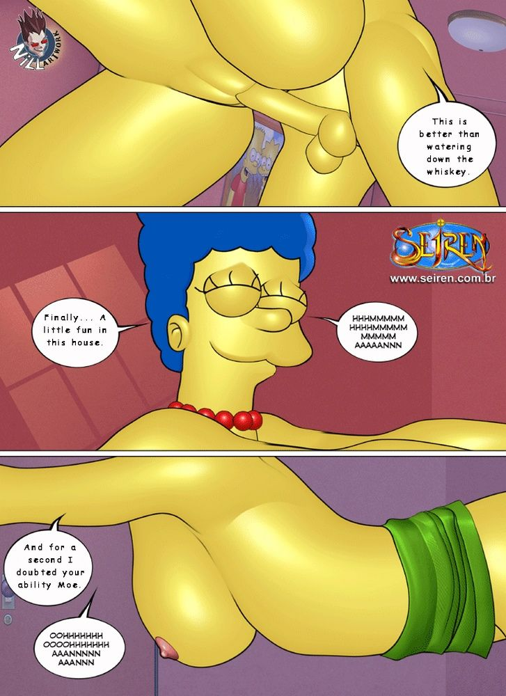 Popular simpsons cartoon sex comics and xxx simpsons hentai sorted by popularity