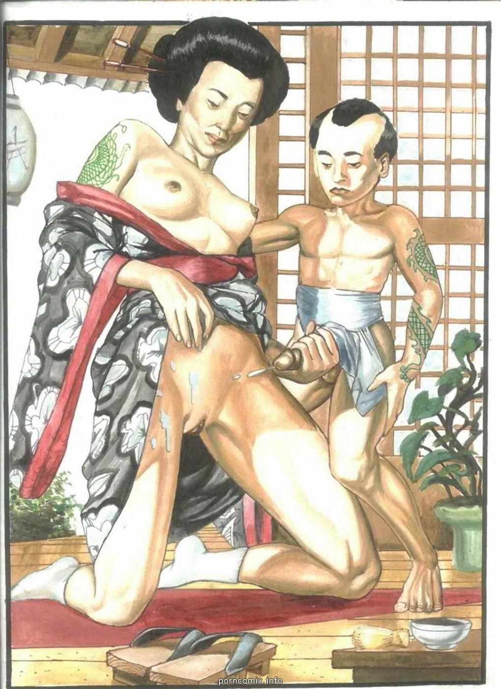 Японский Порно Инцест Фильм 18